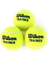 Wilson Piłka tenisowa Wilson Trainerball T1311B żółty - T1311B