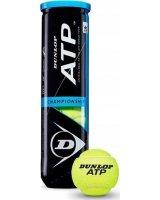 Dunlop Piłka tenisowa Dunlop ATP Championship S599710 żółty