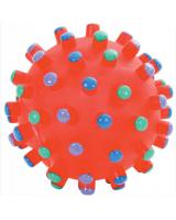 Zolux zabawka winylowa Piłka z wypustkami 7 cm, 480782