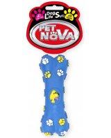 PET NOVA Vin Bone Blue 15cm, VAT009625