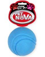 PET NOVA TPR Ball Blue 5cm, VAT009613