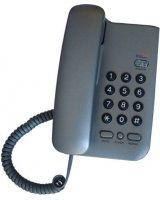 Telefon stacjonarny Dartel LJ-68 Srebrny, LJ68SREBRNY
