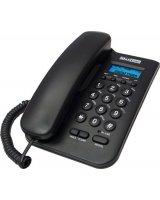 Telefon stacjonarny Maxcom KXT 100 Czarny, 5907446724024