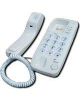 Telefon stacjonarny Mescomp Diana beż