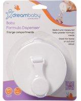 Dreambaby Pojemnik na mleko biały (DRE000118)