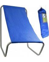 Royokamp leżak ogrodowo-plażowy składany z torbą (286857), 1025087