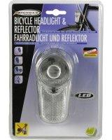 Bicycle Gear Lampa rowerowa przednia Led (545288)
