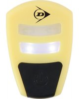 Dunlop Lampka klips świecący LED do biegania roweru Dunlop uni, 2074740