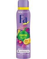Fa Dezodorant w sprayu Maracuja Night Jasmine Scent 150ml, 9000101229639