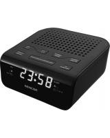 Radiobudzik Sencor SRC 136 B Czarny