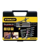 Stanley szlifierka pneumatyczna prosta 6 bar z osprzętem (160153XSTN), N/160153XSTN
