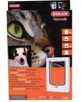 Zolux Drzwiczki dla małych psów - białe