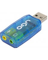 Karta dźwiękowa UGO USB UGO 5.1 (UKD-1085)