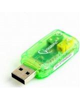 Karta dźwiękowa Gembird Virtus (SC-USB-01)