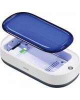 Usams Sterylizator UV-C do drobnych przedmiotów z ładowarką indukcyjną ZB151XDH01 (US-ZB151), 69885-uniw