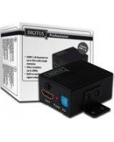 System przekazu sygnału AV Digitus wzmacniacz HDMI do 35m ,Equalizer, 1080p, DTS-HD, HDCP, LPCM (DS-55901), DS55901