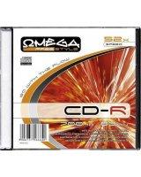 Omega CD-R 700 MB 52x 1 sztuka (56113)