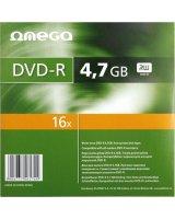 Omega DVD-R 4.7 GB 16x 1 sztuka (561744)