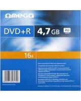 Omega DVD+R 4.7 GB 16x 1 sztuka (56172)