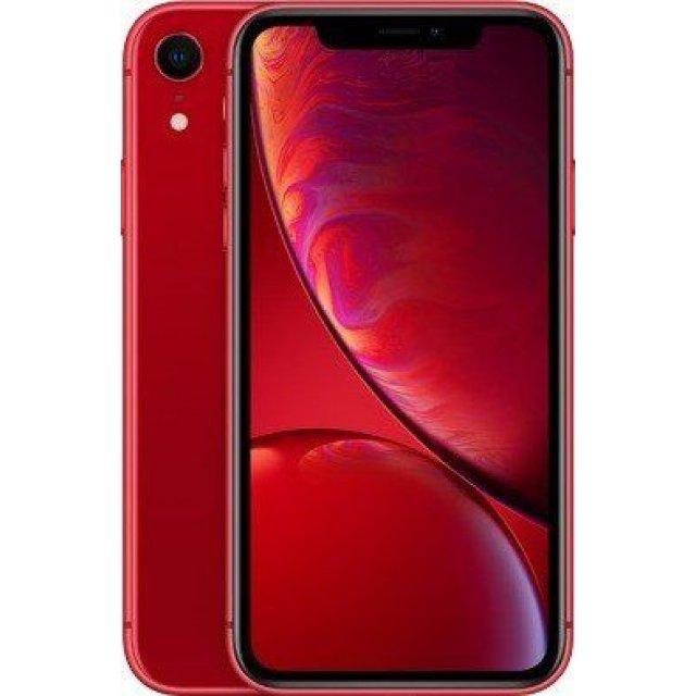 Smartfon Apple iPhone XR 64 GB Dual SIM Czerwony (MRY62CN/A)