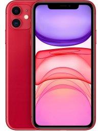 Smartfon Apple iPhone 11 64 GB Dual SIM Czerwony (MWLV2), MWLV2PM/A