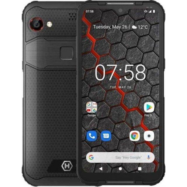 Smartfon myPhone Hammer Blade 3 64 GB Dual SIM Czarny (Hammer Blade 3)