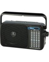 Radio Blow Radio przenośne z rączką AM/FM Blow na baterie, RA5
