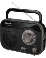 Radio Sencor SRD 210 B Czarny
