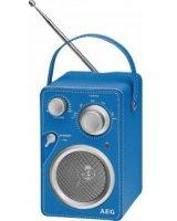 Radio AEG MR 4144 NIEBIESKIE