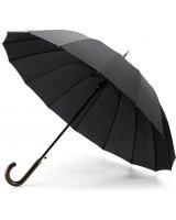 Esperanza Parasol automatyczny prosty - LONDON - czarny, EOU001K