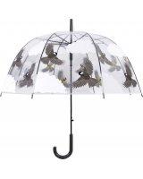 Esschert Design Esschert Design Parasolka z nadrukiem w ptaki, 81 cm, TP274, 423804
