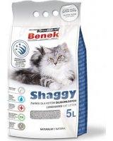 Super Benek Żwirek Shaggy 5L, 92461
