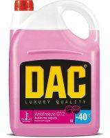 DAC Antifreeze DAC G12 OAT Długa żywotność