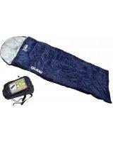 Royokamp Śpiwór turystyczny mumia kołdra Quest granatowy, 1024912