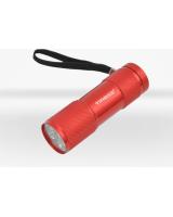 Latarka Tiross TS-733 Na Baterie 9 LED