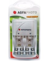 Ładowarka AgfaPhoto AgfaPhoto ACCUCharger Value Energy AA/AAA/9V 140-849959