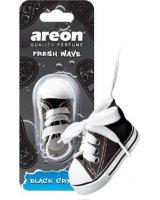 Areon AREON_Fresh Wave odświeżacz do samochodu Black Crystal, 3800034958288