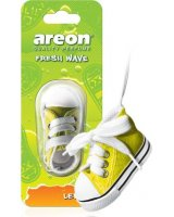 Areon AREON_Fresh Wave odświeżacz do samochodu Lemon, 3800034959674