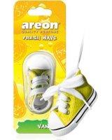 Areon AREON_Fresh Wave odświeżacz do samochodu Vanilla, 3800034959667