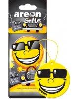 Areon AREON_Smile Dry odświeżacz do samochodu Black Crystal, 3800034967785