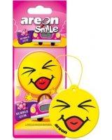Areon AREON_Smile Dry odświeżacz do samochodu Bubble Gum, 3800034962667
