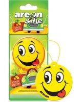 Areon AREON_Smile Dry odświeżacz do samochodu Tutti Frutti, 3800034962612