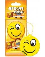 Areon AREON_Smile Dry odświeżacz do samochodu Vanilla, 3800034962636