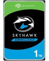 Dysk serwerowy Seagate Skyhawk CMR 1 TB 3.5'' SATA III (6 Gb/s) (ST1000VX005)