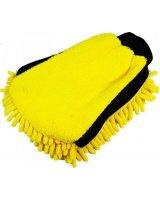 Dunlop Dunlop - Rękawica do mycia auta 2w1 mikrofibra i frędzle, 8711252418148