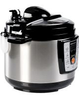 Multicooker Redmond RMC-M4506 czarno-srebrny, RMC-M4506E czarny