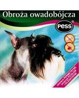 PESS Zapachowa Owadobójcza Obroża PESS 60CM, 5905596001415
