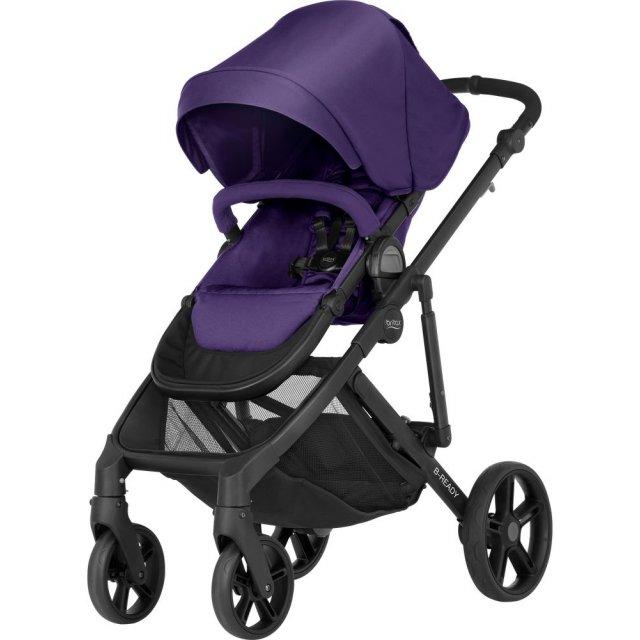 Wózek Britax & Romer spacerowy B-Ready Mineral Purple, 2000023585