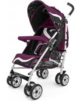Wózek Milly Mally spacerowy Rider New Purple, 117