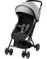 Wózek KinderKraft spacerowy Lite Up grey, KKWLITUGRY0000